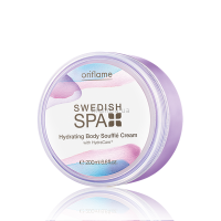 """21875 - Увлажняющий крем-суфле для тела  """"Шведский SPA салон"""" от Орифлейм"""
