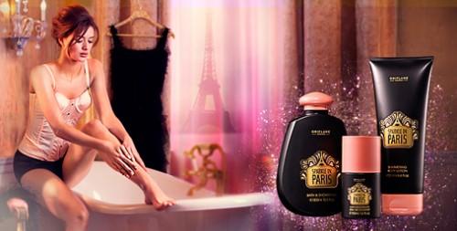 """Средства для ухода за телом """"Сияние Парижа"""" от Орифлейм"""