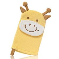 "26301 - Мочалка-варежка ""Забавный жираф"" (Baby Giraffe Wash Mitt)"