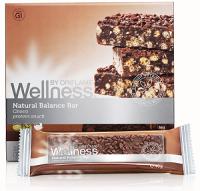 25385 - Протеиновый батончик «Нэчурал Баланс» с кусочками шоколада - Шоколад