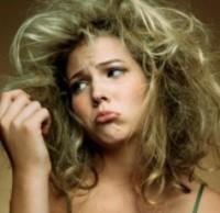 Уход за сухими и тонкими волосами