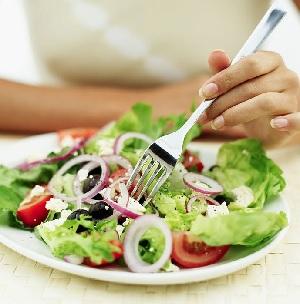 Правильное питание - залог сохранения молодости и красоты