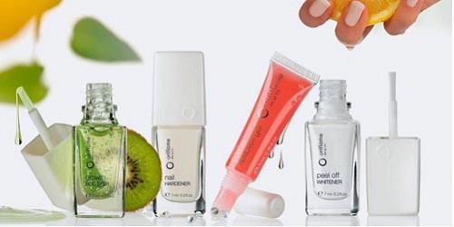 Витамины и средства для укрепления и роста ногтей от Орифлейм