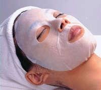 Тканевая омолаживающая маска для лица