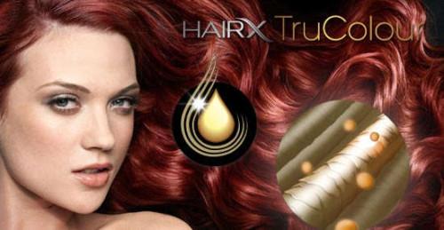 "Стойкая краска для волос ""HairX TruColour"" Орифлейм"