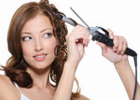 Защита волос при термоукладке