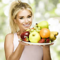 Правильное питание для красивого тела