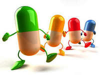 Популярные комплексы витаминов