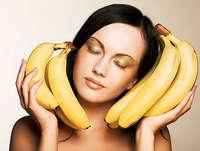 Маска с бананом для лица