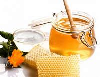 Смягчающая маска с медом для лица