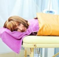 Проведение процедуры обертывания