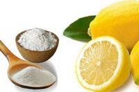 Сода и лимон - народные средства против темных подмышек