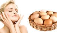 Рецепты масок для лица из яйца