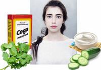 Народные средства осветления кожи лица