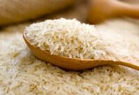 Измельченный рис - компонент скраба