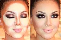 Скульптурирование лица